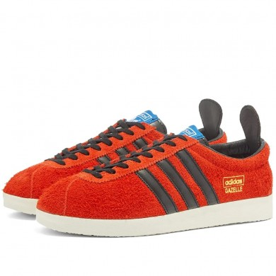 Adidas Gazelle Vintage True Orange & Black