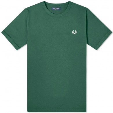 Fred Perry Ringer Tee Ivy