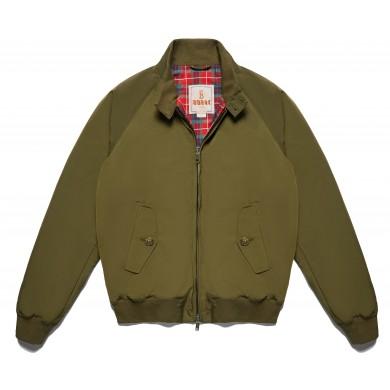 Baracuta G9 Harrington Jacket Thermal Beech
