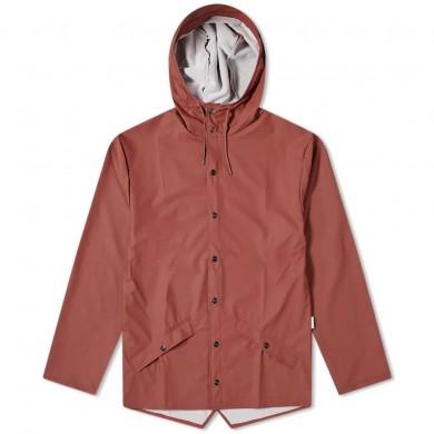 Rains Classic Jacket Maroon