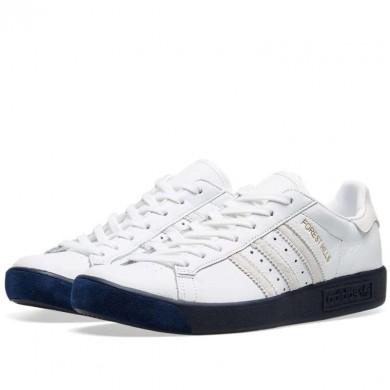 Adidas Forest Hills White, Crystal White & Night Indigo BD7462