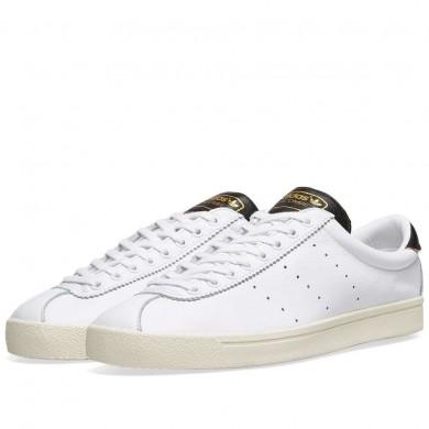 Adidas Lacombe White, Core Black & Cream