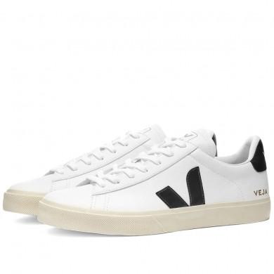 Veja Campo Sneaker White & Black
