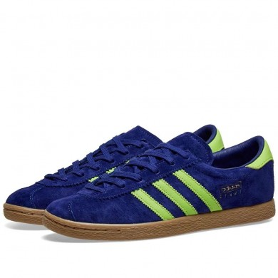 Adidas Stadt Real Purple, Yellow & Gold EE5727