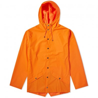 Rains Classic Jacket Fire Orange