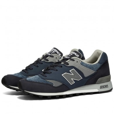 "New Balance M577NVT - Made in England ""Bluesman"" Blue"