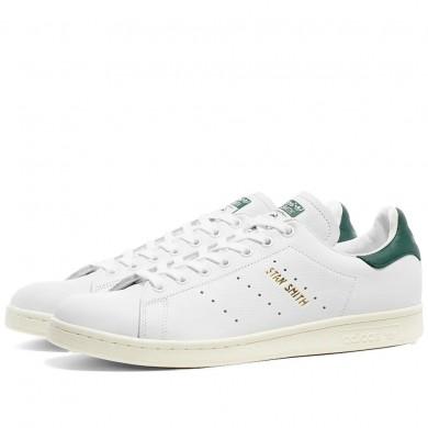 Adidas Stan Smith White & Collegiate Green