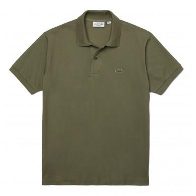 Lacoste Classic L12.12 Polo Khaki Green