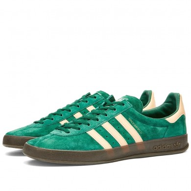 Adidas Broomfield Forest Green & Pink