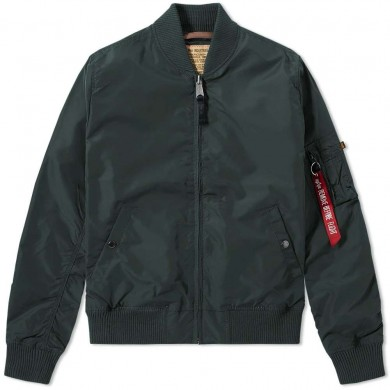 Alpha Industries MA-1 TT Jacket Dark Petrol