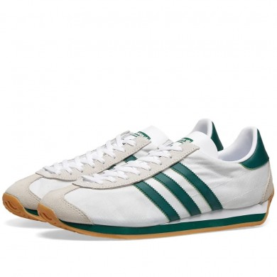 Adidas Country OG White & Green EE5745