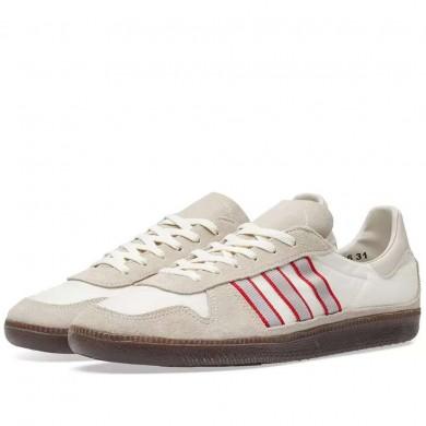 Adidas x Spezial Hulton SPZL Clear Brown, Granite & Scarlet
