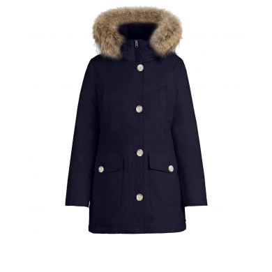 Woolrich W´s Arctic Parka High Collar Dark Navy