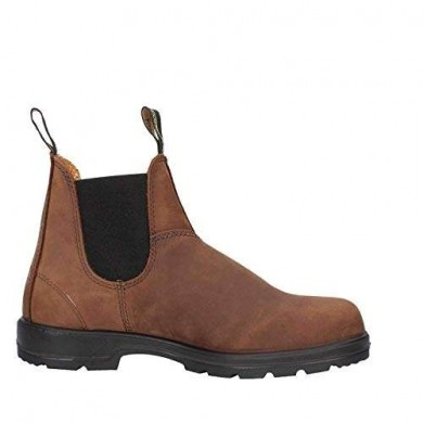 Blundstone Super 550 Boots Brown Nubuck