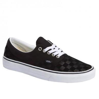 Vans UA Era Deboss Checkboard Black & True White