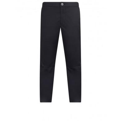 Stone Island Pants 30903 Stretch Cotton Tela Navy Blue