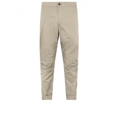 Stone Island Pants 30903 Stretch Cotton Tela Sand