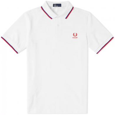 Fred Perry Russia Country Polo Shirt