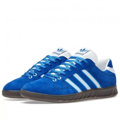Adidas x Spezial Handball Kreft Collegiate Royal, White & Bright Blue
