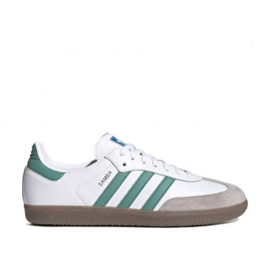 Adidas Samba OG White & Hydro