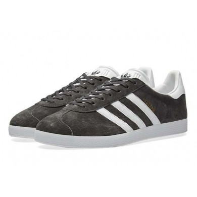 Adidas Gazelle Dark Grey & White BB5480