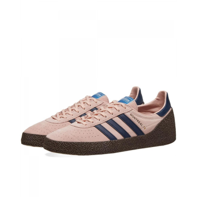 Adidas Montreal 76 Vapour Pink, Collegiate Navy & White
