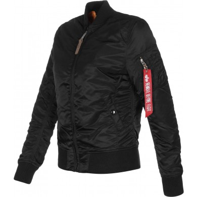 Alpha Industries MA1 VF Women Black