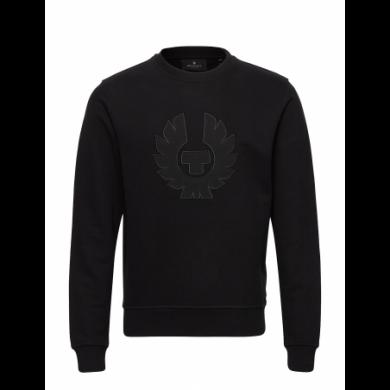 Belstaff  Phoenix Applique Sweatshirt Black