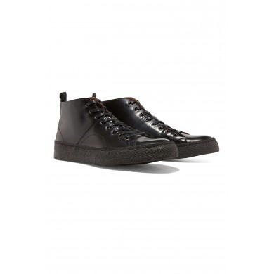 Fred Perry x George Cox Creeper Mid Leather B2273 102