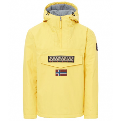 Napapijri Rainforest Winter Spark Yellow