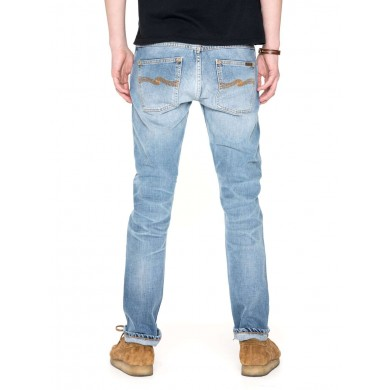 Nudie Jeans Dude Dan Orange Soul L32