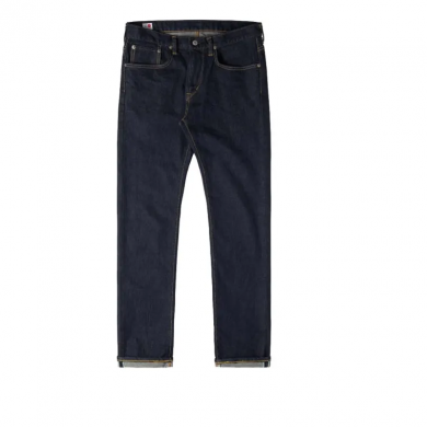Edwin Slim Tapered Jeans - Made in Japan - Blue Rinsed L32