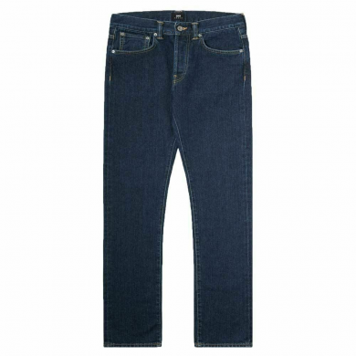 Edwin ED-80 Slim Tapered Jeans Yoshiko Left Hand Denim Akira Wash L32