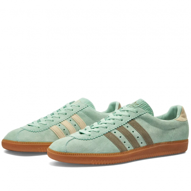 Adidas Padiham Green, Brown & Pale Nude