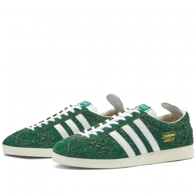 Adidas Gazelle Vintage Collegiate Green & White