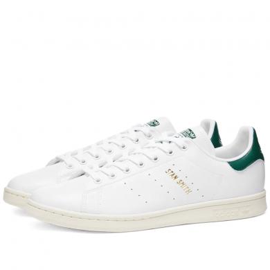Adidas Stan Smith Primegreen Cloud White, Green & Off White