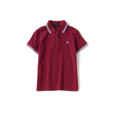 Fred Perry Women´s Shirt Twin Tipped G12 106