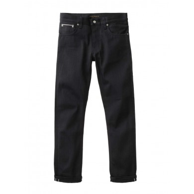 Nudie Jeans GRIM TIM Dry Black Selvage L32