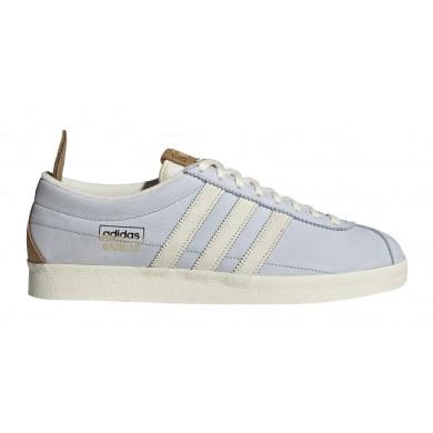 Adidas Gazelle Vintage Halblue, White & Mesa