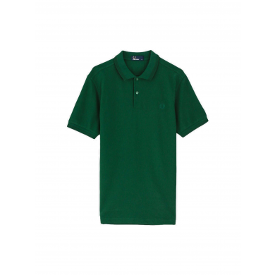 Fred Perry Slim Fit Twin Tipped Polo Ivy