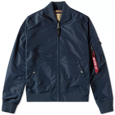 Alpha Industries MA-1 TT Jacket Rep. Blue