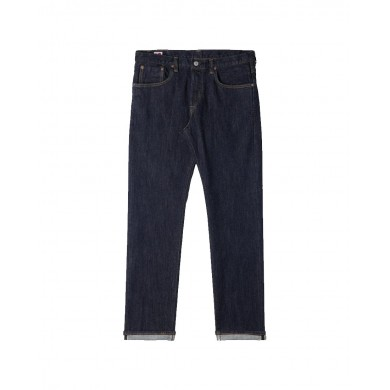 Edwin Regular Tapered Jeans - Made in Japan - Blue Rinsed L32