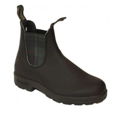 Blundstone Original 500 Boots Black Tartan