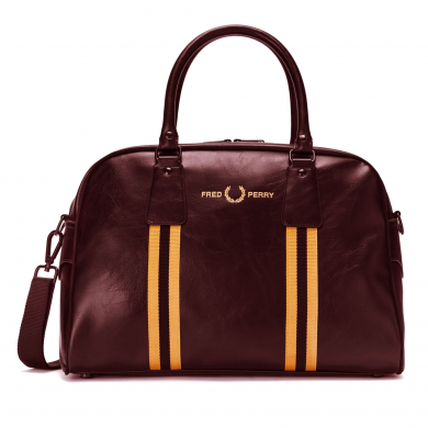 Fred Perry Refined Webbbing Grip Bag Port