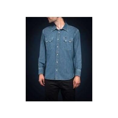 Lee 101 Western Shirt  L93XGBRT