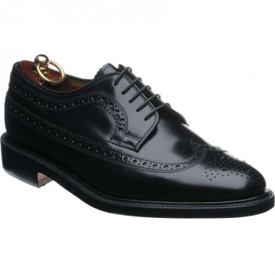 Loake Royal Brogue Black