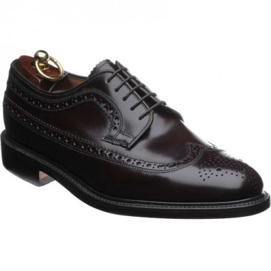Loake Royal Brogue Oxblood