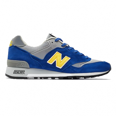 New Balance M577BYG - Made in England Blue & Yellow