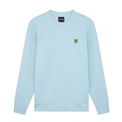 Lyle & Scott Crew Neck Sweatshirt Deck Blue