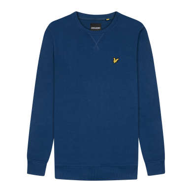 Lyle & Scott Crew Neck Sweatshirt Indigo